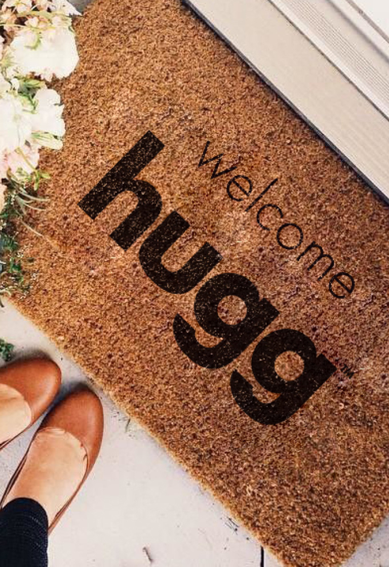 Hugg Homes Welcome