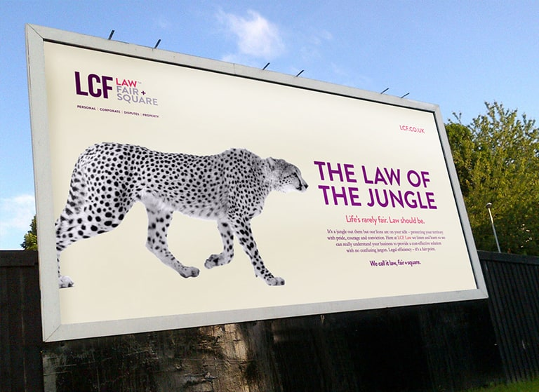 LCF Law - Law of the jungle