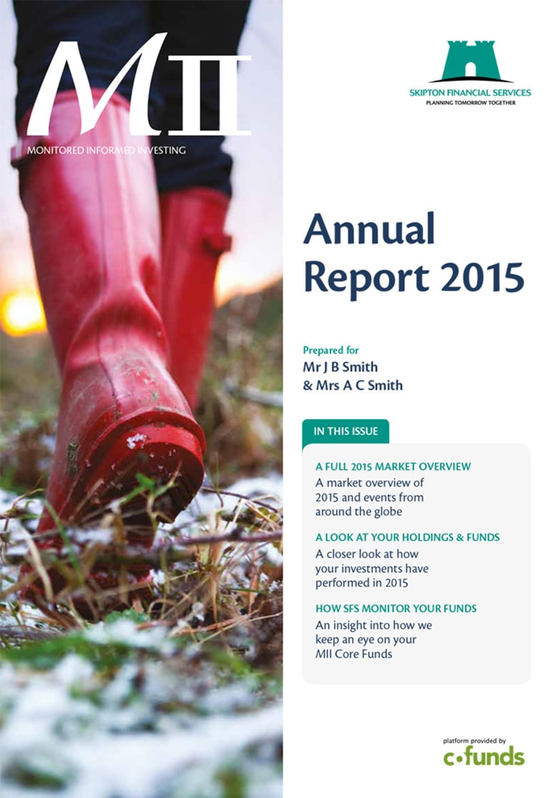 Skipton Financial Services - Annual report