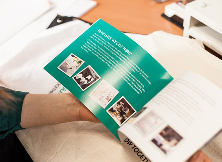 Skipton Financial Services - Internal brand book