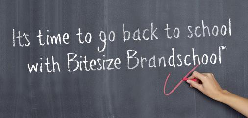 Bitesize Brandschool for Forward Ladies