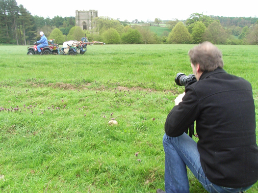 DTMS Photoshoot at Fountains Abbey