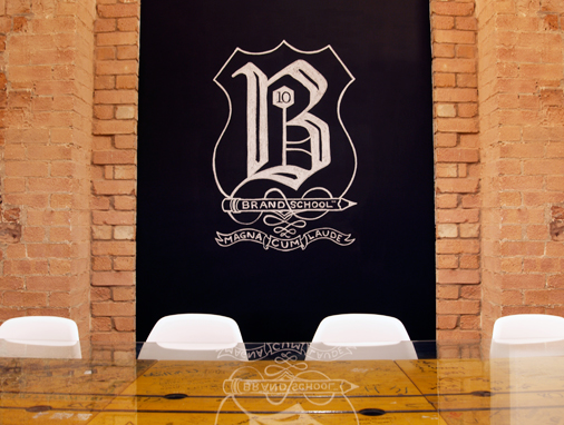 The Brandschool Room at 10 Associates