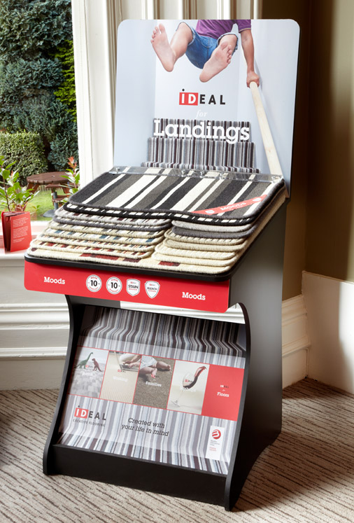 Ideal Carpets Display