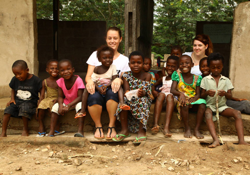 Sarah Ghana Trip