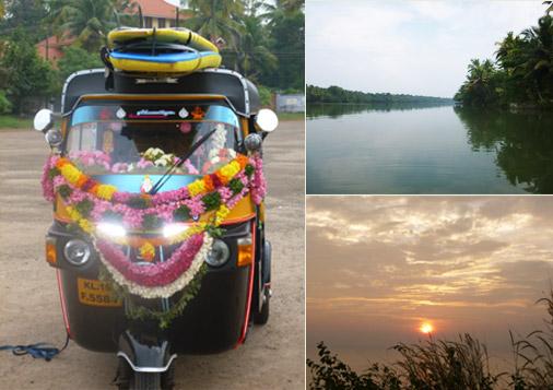 Trip to India - Sarah Carter