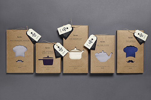 Spode Packaging created for Portmeirion by 10 Associates