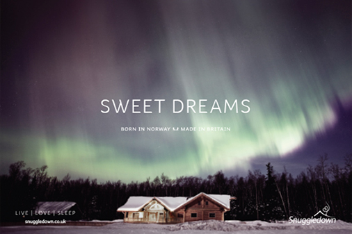 Sweet Dreams with Snuggledown
