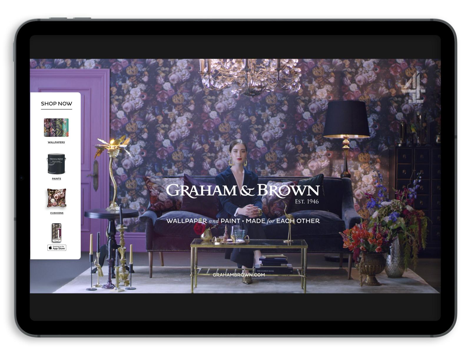 Graham & Brown video on demand