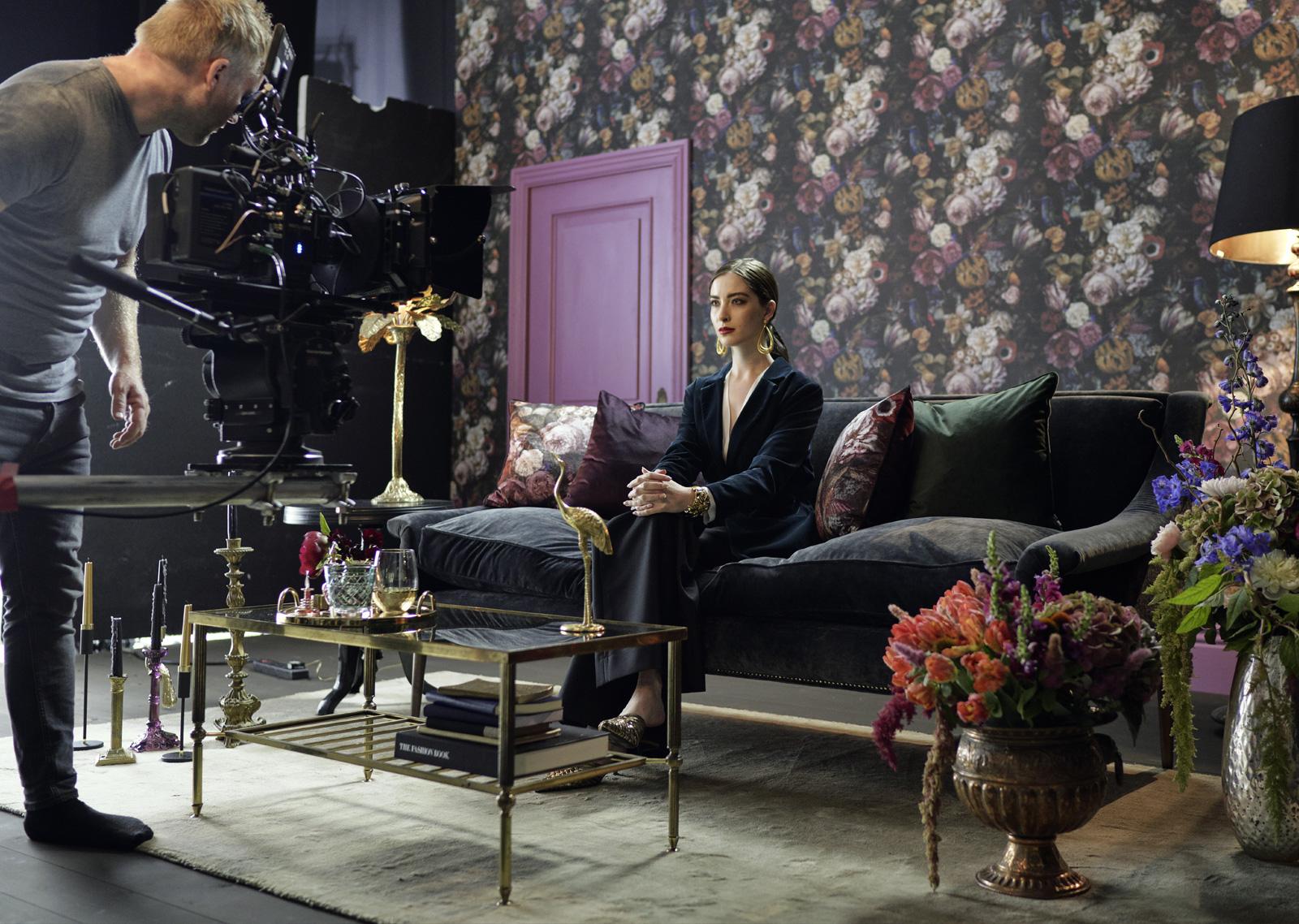 Graham & Brown TV Behind Scenes Filming
